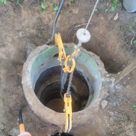 Kaevu renoveerimine