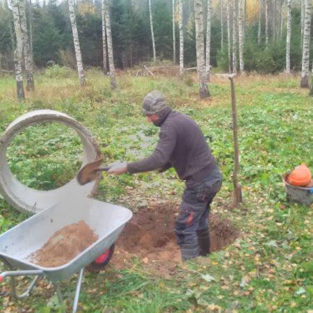Kaevu kaevamine